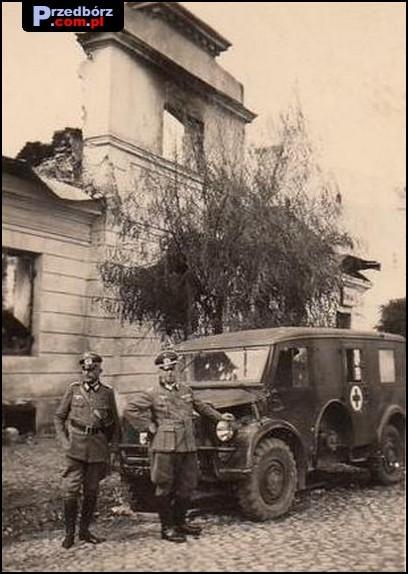 Oglądasz obraz z artykułu: II wojna światowa