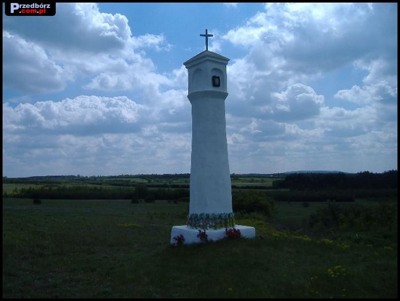 Oglądasz obraz z artykułu: Kapliczka św. Barbary przy ul. Kieleckiej