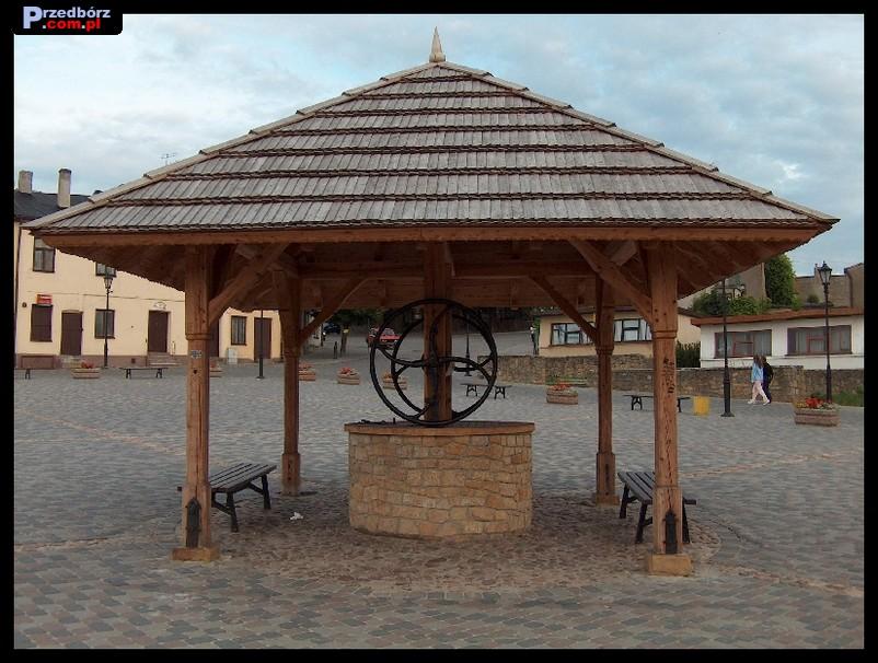 Oglądasz obraz z artykułu: Zrekonstruowana studnia w Rynku