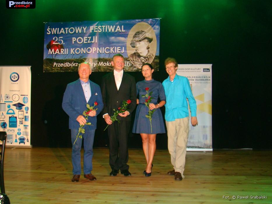 Oglądasz obraz z artykułu: Światowy Festiwal Poezji w Przedborzu