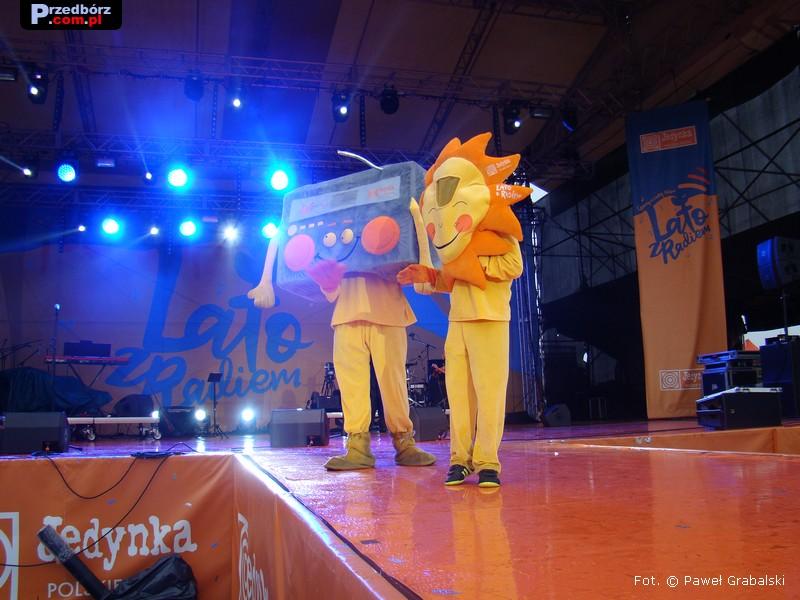 Oglądasz obraz z artykułu: Lato z Radiem zagrało w Piotrkowie