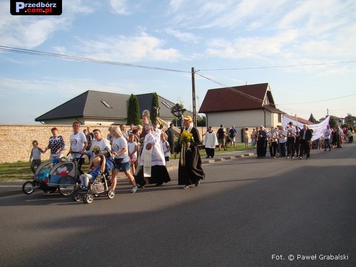 Oglądasz obraz z artykułu: Pielgrzymi wrócili do domu