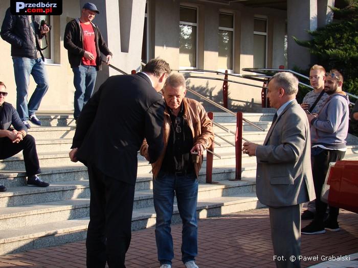Oglądasz obraz z artykułu: Fani Borewicza spotkali się w Radomsku